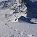 Mont Blanc zu meinen Füssen