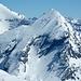 Rinderhorn vom Wildstrubel - was für eine Skiflanke!
