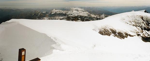 Auf dem Dach der Glarner Alpen I