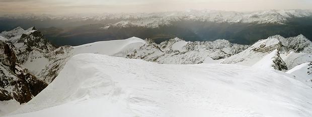 Auf dem Dach der Glarner Alpen II