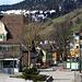 Ausgangspunkt meiner Schneeschuhtour ist Unterwasser (906m), einer der zahlreichen grossen Weiler der Gemeinde Wildhaus - Alt Sankt Johann.