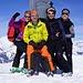 [u SchmiGno] und [u MaeNi] am Gipfel des Rossbodenstocks (Bild von [u SchmiGno])