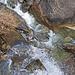 Der Jolibach führt viel Wasser