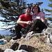 Gipfelglück mit Cherie und [u korsika]