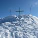 La cima del monte Lago mt 2353