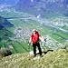 [u Jackthepot] on top of Guschner Gir - 1200m oberhalb von Balzers.