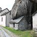 Fontana : grondan, subito dietro la chiesetta