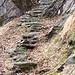 Der Weg von Corippo nach Monte del Corgell