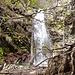 Immer wieder ansprechende Wasserfälle