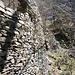 Ruinen von Grèd, welche in der LK nicht eingetragen sind