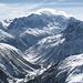 Mont Blanc mit Chapeau