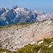 Fagstein vor dem Großen Hundstod – Gipfelblick vom Windschartenkopf