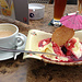 Zum Kafeli gabs auch noch eine Glace ;-)