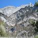 irgendwo da droben auf gut 1300 m liegt Säls - von Quinten auf steilem Pfad erreichbar<br />