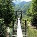 Hängebrücke von Someo