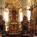 Der Hochaltar der Klosterkirche
