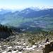 Rückblick auf den Bergsturz