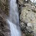 Wasserfall am Wanderweg