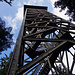 Der rund 40 Meter hohe Aussichts Turm