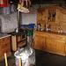 interno rifugio Alpe Motto