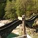 Il famoso doppio ponte di Lavertezzo