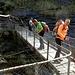 Ponte sul torrente della Val Carecchio, affluente della Verzasca