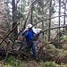 """prestare attenzione era doverosamente necessario: vi era il rischio che qualche ramo si potesse infilare in qualche posto """"delicato"""""""