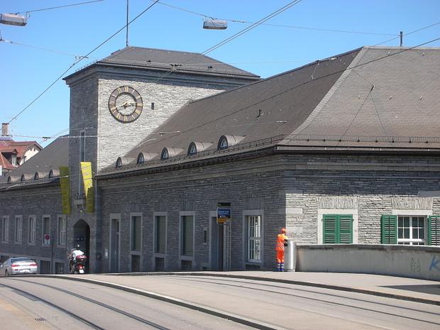 Bahnhof Zürich Enge