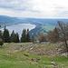 Abstieg ins Valle de Joux