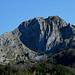 Monte Freddone visto da sud