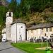 Ausgangs- und Ankunftspunkt - Brione im Val Verzasca