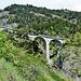 der Luoglkin-Viadukt mal von anderer Perspektive