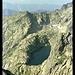 Lac de Capitello vom Pic de Lombarduccio, Rotondo-Massiv, Korsika, Frankreich