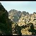 Punta Minuta vom Aufstieg zum Monte Cinto, Cinto-Massiv, Korsika, Frankreich