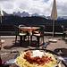 Mittagspause in Palmschoss
