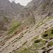 Erdiger Steig am Piccolo Dolomiti