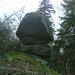 Ein gigantisches 'Steinmänchen' - sicher nicht von Menschen gebaut.
