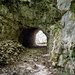 Tunnel auf dem Weg nach Giazza