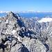 Die Watzmann Südspitze kommt ins Blickfeld.