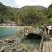 Paraggi vista dal percorso pedonale mentre mi avvio verso Santa Margherita Ligure che è alle mie spalle