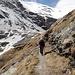 In der Abfahrt zur Alp Grüm 3 ;-)
