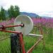 In Aktse betreibt die Samenfamilie Läntha eine kleine Landwirtschaft.