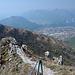 un tratto della Cresta della Giumenta