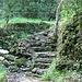 Naturnsteintreppe