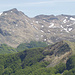 Monte Cusna visto da ovest...