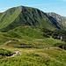 salendo al monte Piella,uno sguardo al Rifugio Battisti e al monte Cipolla...