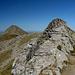 il Sasso del Morto e dietro il monte Cusna....