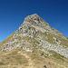 il pendio finale per la vetta del monte Cusna...
