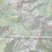Cartina del Cusna