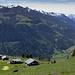 Alp Ramsere mit Blick ins Simmental
